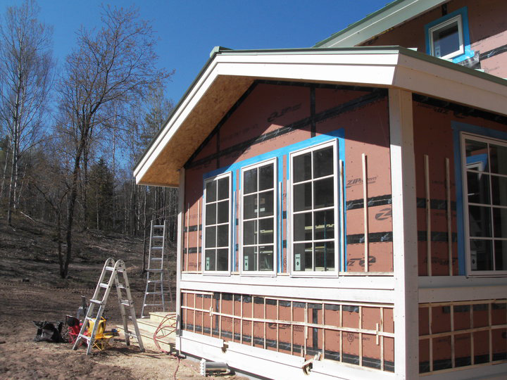 Swedish Farmhouse Tamarack Custom Builders