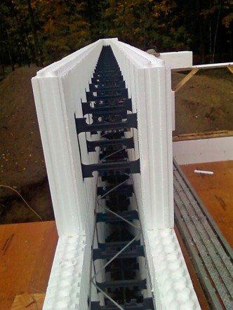 Insulated Concrete Form House   Tamarack Custom Builders